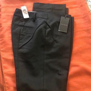NWT! Ann Taylor Petite black slacks